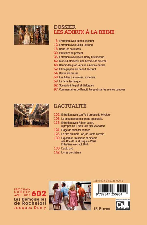 Pages-de-Adieux-à-la-reine-(Les)-ASC601