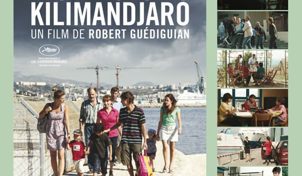 Couverture Avant-Scène Cinéma 631 Les Neiges du Kilimandjaro de Robert Guédiguian