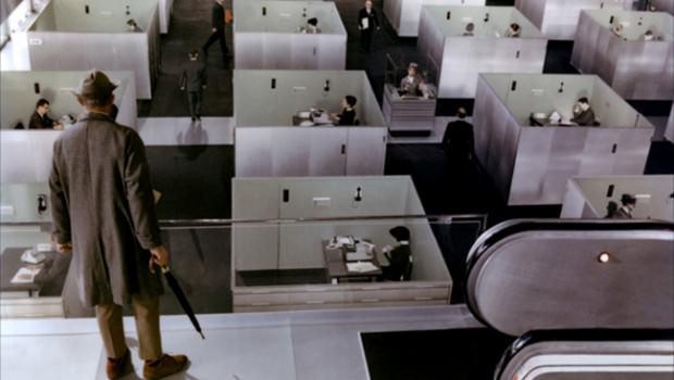 DVD 610 Playtime, de Jacques Tati © Les Films de Mon Oncle