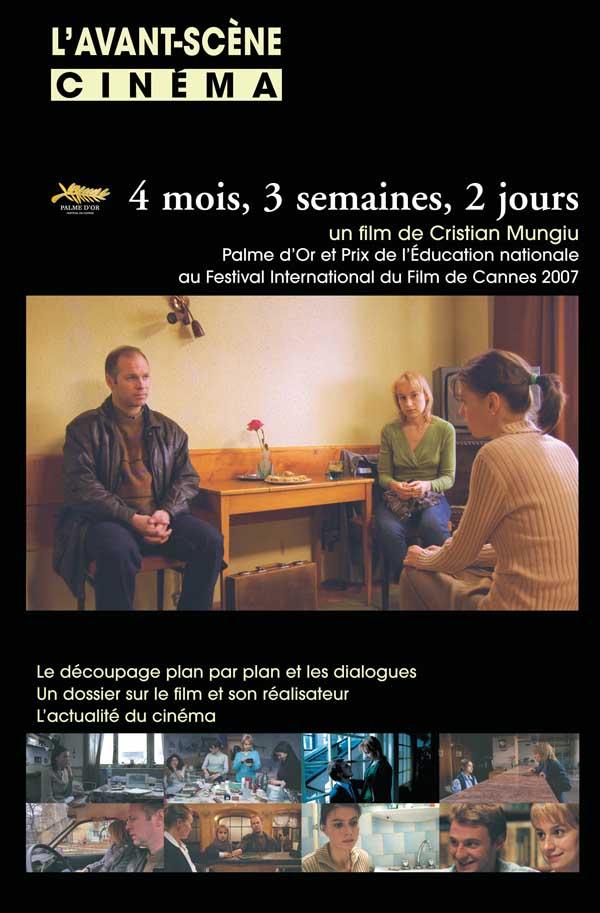 Quatre mois Trois semaines-cristian-mungiu-avant-scene-cinema-563