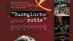 Couverture Buongiorno, notte de Marco Bellochio