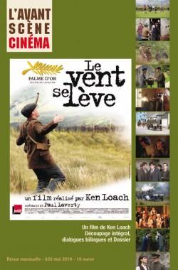 COUVERTURE Avant-Scène Cinéma 633 - Le vent se lève de Ken Loach