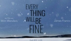 Affiche Everything will be fine de Wim Wenders Avant-Scène Cinéma 622