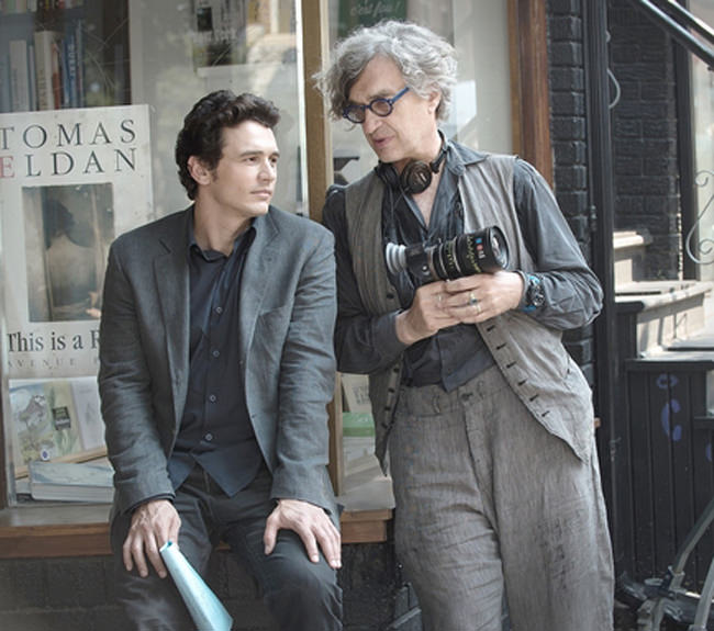 wim wenders et james franco
