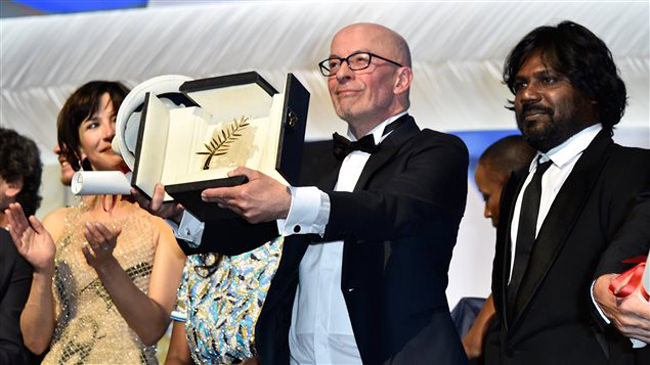 jacques audiard remporte la palme d'or