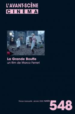 Grande Bouffe (La) 548 Couv1