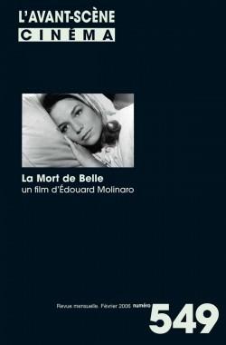 COUV. 549 LA MORT DE BELLE
