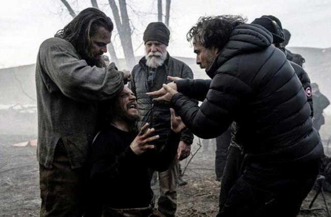 Alejandro Gonzalez Inarritu sur le tournage de The Revenant