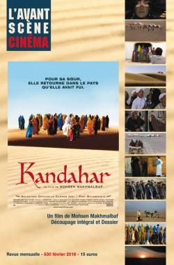 Kandahar numéro 630 Avant-Scène Cinéma Couverture