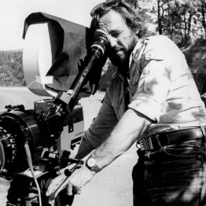 Vilmos Zsigmond sur un tournage