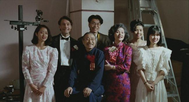 Garçon d'honneur Ang Lee