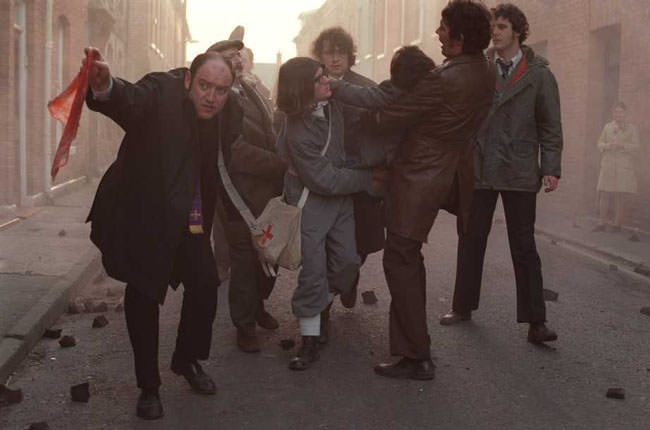 Image Bloody Sunday de Paul Greengrass - Dossier Le vent se lève de Ken Loach