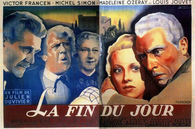 La fin du jour de Julien Duvivier
