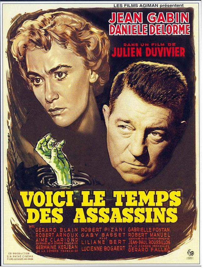 Voici le temps des assassins de Julien Duvivier