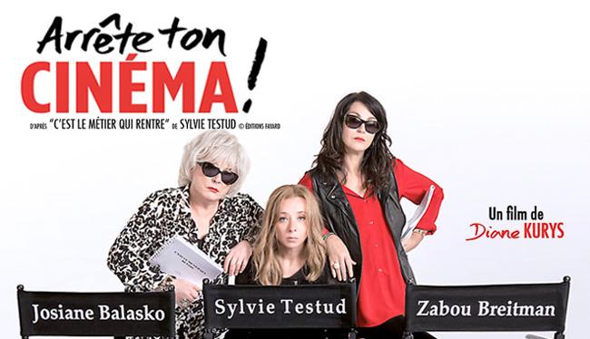 Arrête ton cinéma de Diane Kurys