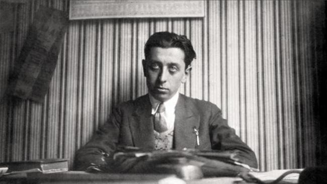 Portrait de Robert Desnos