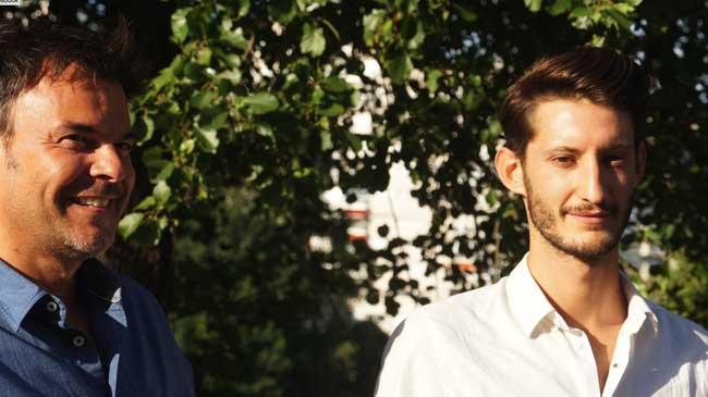 Pierre Niney et François Ozon pour Frantz - Avant-Scène Cinéma