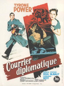 affiche-courrier-diplomatique-henry-hathaway
