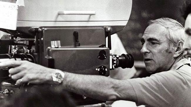 Richard Fleischer derrière la caméra