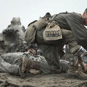 Andrew Garfield dans Tu ne tueras point de Mel Gibson
