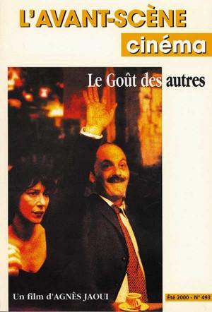 Numéro 493 - Le Goût des autres d'Agnès Jaoui
