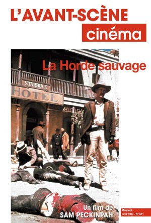 Couverture Numéro 511 - La horde sauvage de Sam Peckinpah
