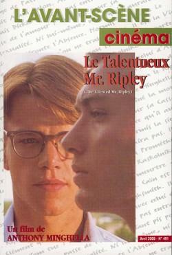Numéro 491 - Le talentueux Mr. Ripley de Anthony Minghella