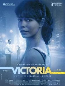 Affiche du film Victoria de Sebastian Schipper