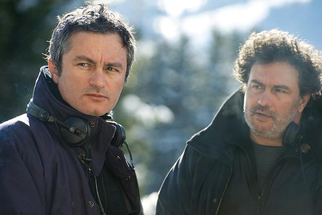 Arnaud et Jean-Marie Larrieu