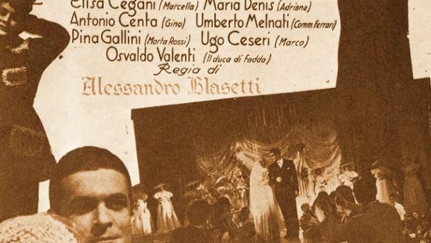 Affiche de La Comtessa di Parma d'Alessandro Blasetti