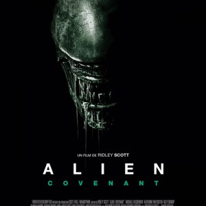 Affiche Alien Covenant de Ridley Scott
