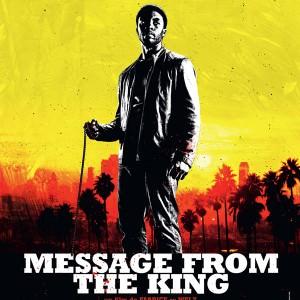 Affiche de Message from the king de Fabrice du Welz