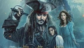 Affiche Pirates des Caraïbes