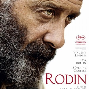 Affiche de Rodin de Jacques Doillon avec Vincent Lindon