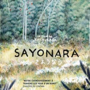 Affiche Sayonara de Kôji Fukada