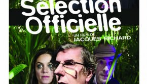 Affiche Sélection officielle de Jacques Richard