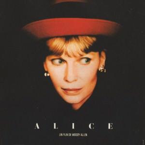 Affiche d'Alice par Woody Allen