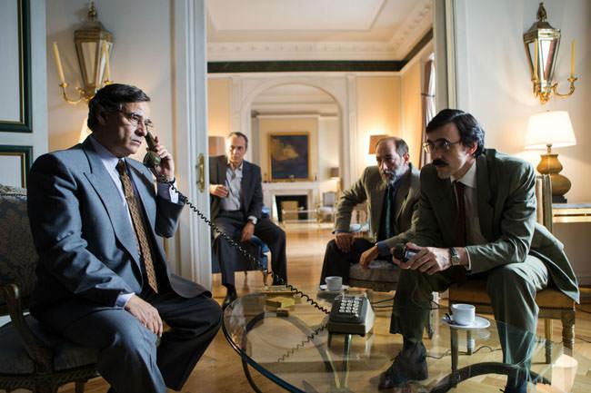 Image du film L'homme aux mille visages d'Alberto Rodriguez