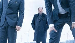 Affiche du film français Grand froid de Gérard Pautonnier