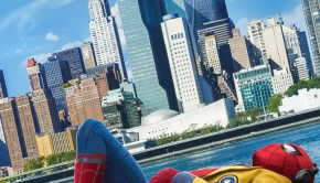 Affiche de Spiderman Homecoming de Jon Watts