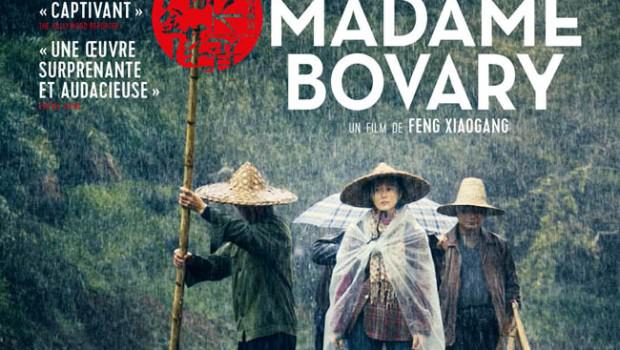 Affiche I am not Madame Bovary de Feng Xiaogang