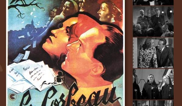 Couverture du numéro 645 de l'Avant-Scène Cinéma sur Le corbeau d'Henri-Georges Clouzot