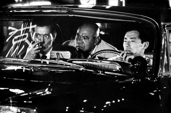 Entre le ciel et l'enfer d'Akira Kurosawa