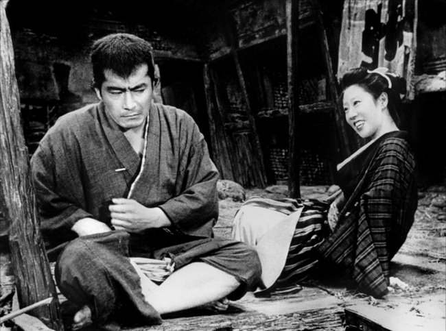 Les bas-fonds d'Akira Kurosawa