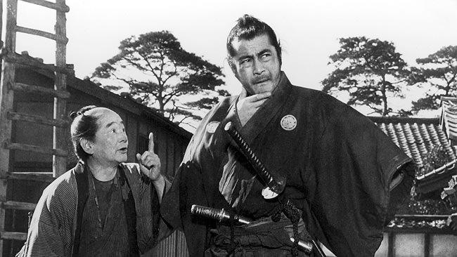 Yojimbo d'Akira Kuorosawa