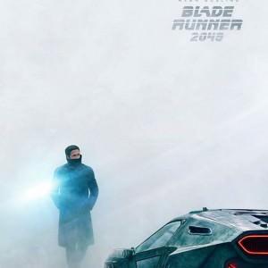 Affiche Blade Runner 2049 de Denis Villeneuve