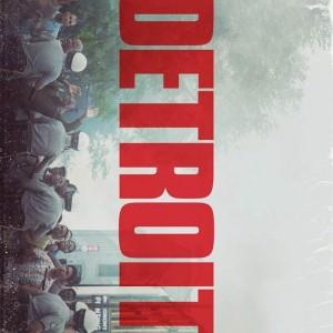 Affiche Detroit de Kathrun Bigelow