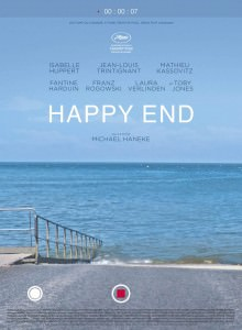 Affiche Happy End de Michael Haneke