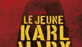 Affiche de Le Jeune Karl Marx de Raoul Peck