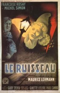 Affiche Le ruisseau de Maurice Lehmann
